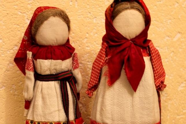 Как сделать тряпичную куклу во весь рост